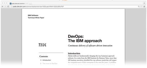 Enterprise DevOps for SAP