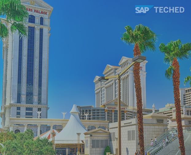 sap teched las vegas