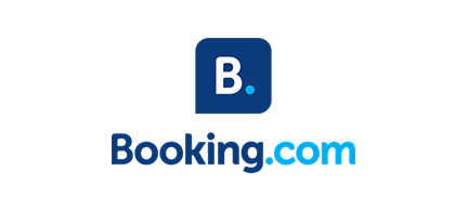 booking.com customer logo