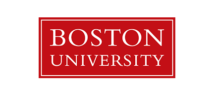boston university customer logo