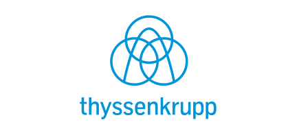 thyssenkrupp customer logo