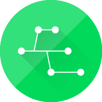 Multi-system development icon
