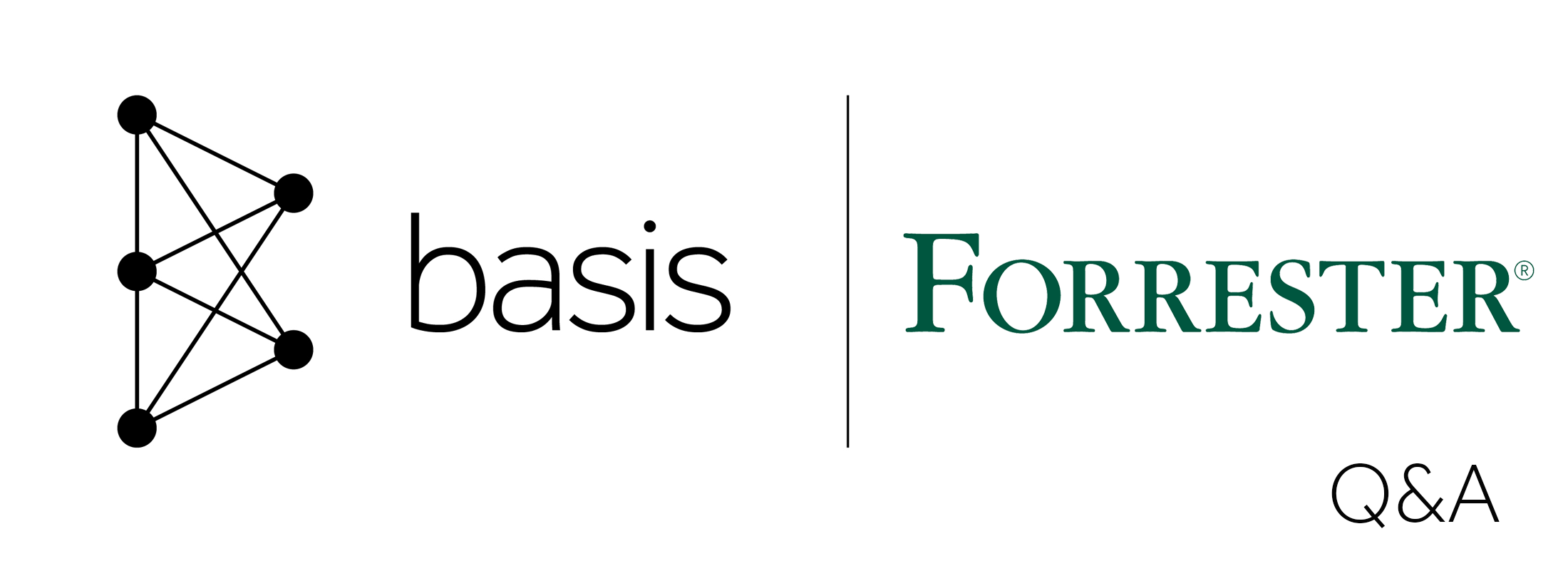 Basis and Forrester Q&A Hero image