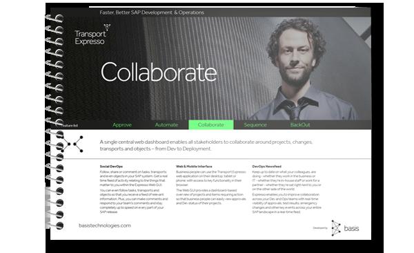 DevOps SAP Development Collaboration