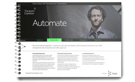 DevOps Feature Sheet: Automate