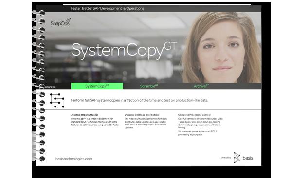 Slow BDLS SAP system copy logical rename