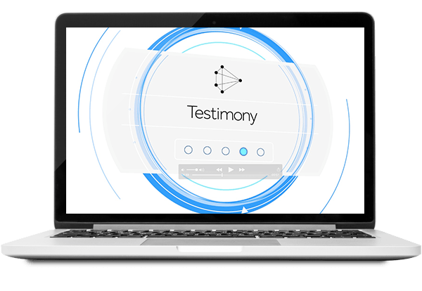 Testimony explainer video thumbnail