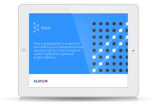 ebook - How Alstom accelerated SAP project delivery pace