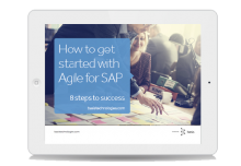 How to get started with Agile for SAP: 8 steps to success