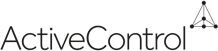 ActiveControl logo (black)