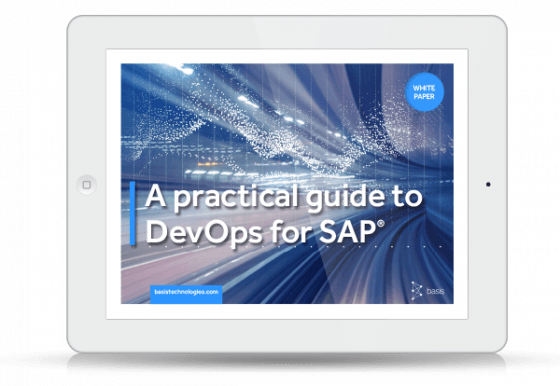 A practical guide to DevOps for SAP
