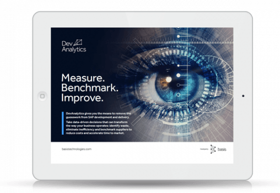 DevAnalytics: Product Brochure Hero Image
