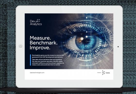 DevAnalytics: Product Brochure Hero Image