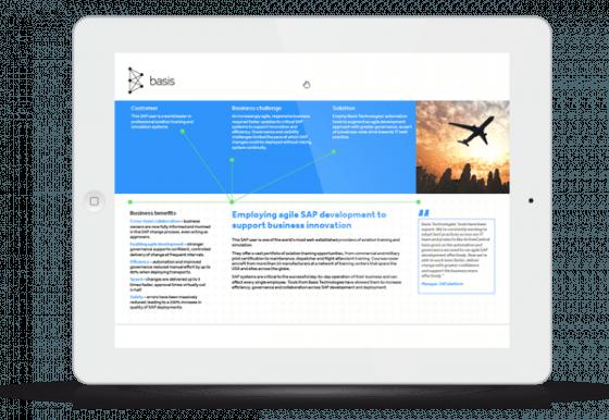 Agile SAP dev case study thumbnail