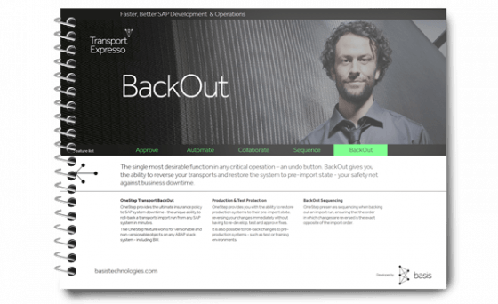 Back out reverse rollback SAP changes transports