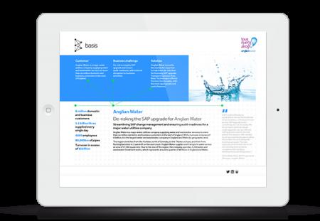 De-risking an SAP upgrade for Anglian Water