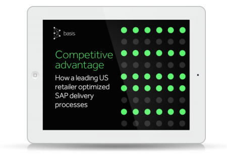 Competitive Advantage - How a leading US retailer optimized SAP delivery processes