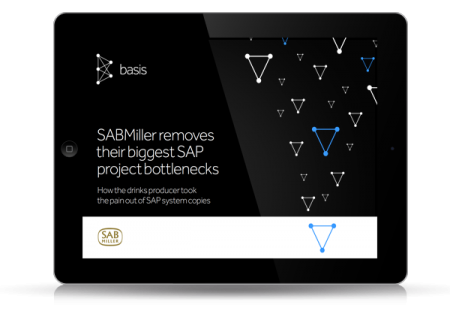 How SABMiller removes their biggest project bottlenecks by taking the pain out of SAP system copies