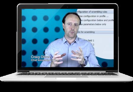 Scrambling production data for better SAP testing