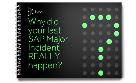 eBook: Why did your last SAP Major Incident really happen