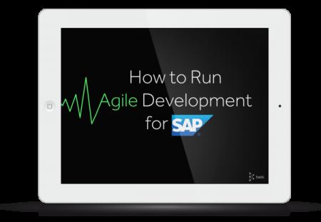 eBook -How to run Agile Development for SAP