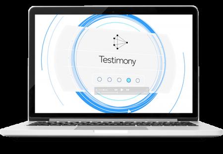 Testimony explainer video thumbnail